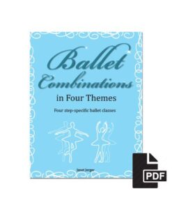 Ballet Combinations in Four Themes