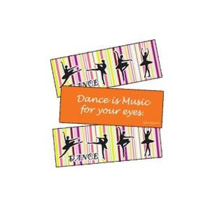 Ballet Book Mark