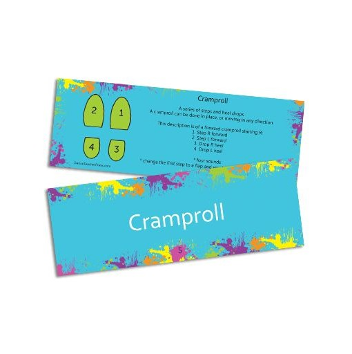 Tap Cramproll Flash Card