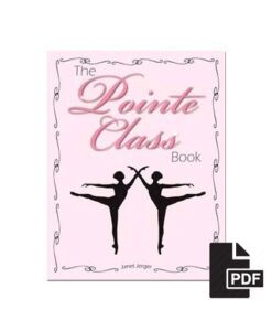 Pointe Class Book - Digital