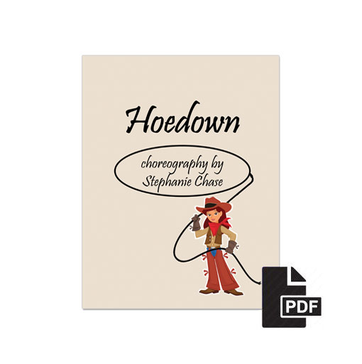 hoedown choreography